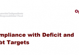 Compliance with Deficit and Debt Targets