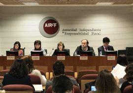 La AIReF considera improbable o muy improbable el cumplimiento del objetivo de estabilidad del -0,6% para ocho CCAA en 2017