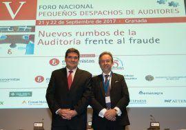 José Luis Escrivá inaugura el V Foro Nacional de Pequeños Despachos de Auditores