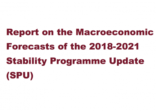 Report on the Macroeconomic Forecasts of the 2018-2021 Stability Programme Update (SPU)