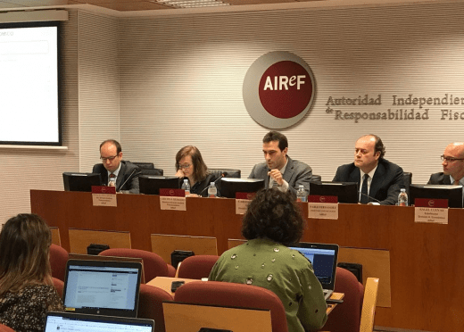 Report on the 2018-2021 Stability Programme Update of Spain