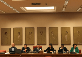 José Luis Escrivá comparece en la Comisión de Presupuestos del Congreso de los Diputados