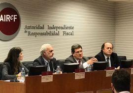 La AIReF integra en su Plan Estratégico 2015-2020 la mayor parte de las recomendaciones de la evaluación externa de la OCDE sobre la Institución
