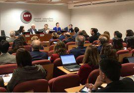 La AIReF y la OCDE presentan el estudio de evaluación externa de la institución realizado por el organismo internacional