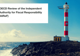 The OECD releases the review of the AIReF