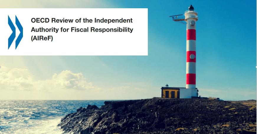 Portada del estudio de la OECD