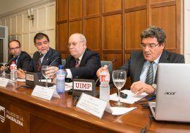 José Luis Escrivá y Juan José Sota clausuran el curso sobre gobernanza fiscal en países descentralizados