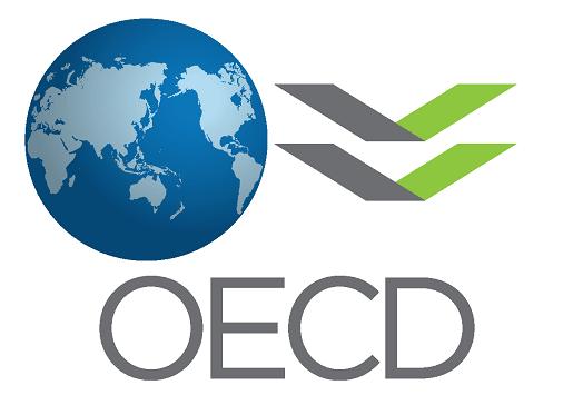 El logo de la OCDE