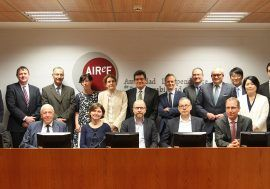 AIReF gathers in Madrid the economic advisors from the main governments for an International Conference