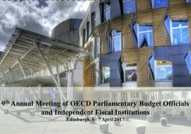José Luis Escrivá participa en el encuentro de la Red de Oficinas Presupuestarias de Parlamentos e Instituciones Fiscales Independientes de la OCDE