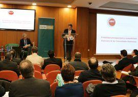 """José Luis Escrivá: """"Hay que redefinir de forma conjunta el nuevo sistema de financiación, las reglas fiscales y la reincorporación de las CCAA al mercado de deuda"""""""