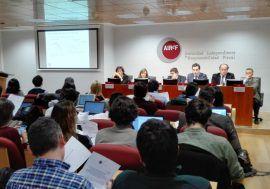 La AIReF formula por primera vez una advertencia pública por incumplimiento del deber de colaborar