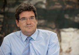 José Luis Escrivá, premio Tintero de la Asociación de Periodistas de Información Económica