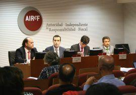 La AIReF presenta el observatorio de deuda pública y lanza una plataforma interactiva para analizar el endeudamiento de las AAPP en distintos escenarios
