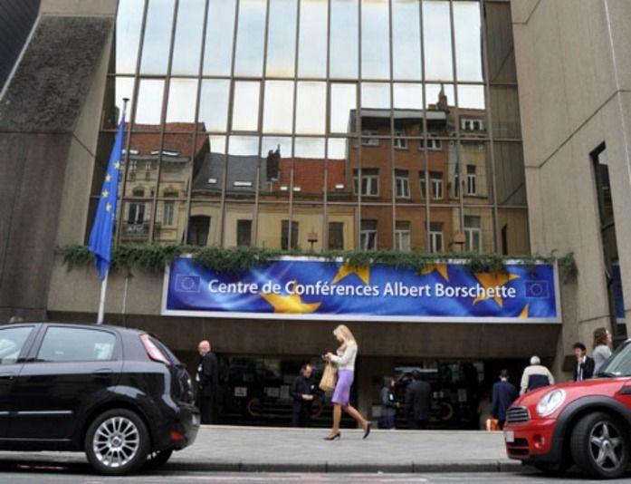 Bruselas, sede de la reunión de la Red Europea de Instituciones Fiscales Independientes.