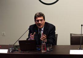 """José Luis Escrivá: """"Reforzar los marcos fiscales nacionales es un elemento clave para mejorar el funcionamiento del pacto de estabilidad y crecimiento en el área del euro"""""""