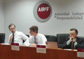 La Fiskalrat, institución fiscal austriaca, visita la AIReF