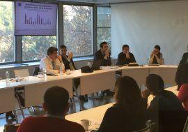 Joaquín Vial, consejero del Banco Central de Chile, participa en un seminario en AIReF