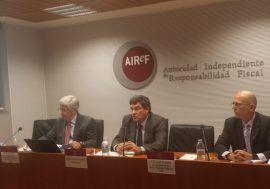 La AIReF organiza con el FMI un seminario sobre política presupuestaria en países descentralizados
