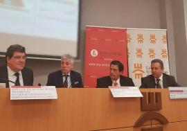 José Luis Escrivá inaugura la V Jornada de Auditoría del Sector Público organizada por el Consejo General de Economistas