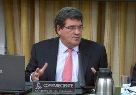 José Luis Escrivá comparece en la Comisión del Congreso para la evaluación y modernización del Estado autonómico