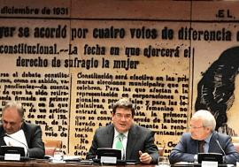 José Luis Escrivá comparece en la Comisión de Presupuestos del Senado