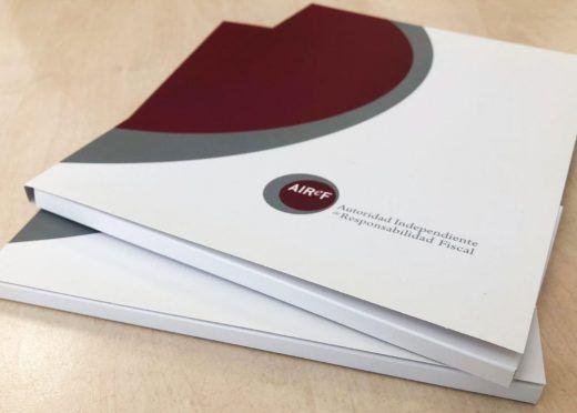 La AIReF publica los informes pendientes de las líneas fundamentales de presupuestos autonómicos para 2019