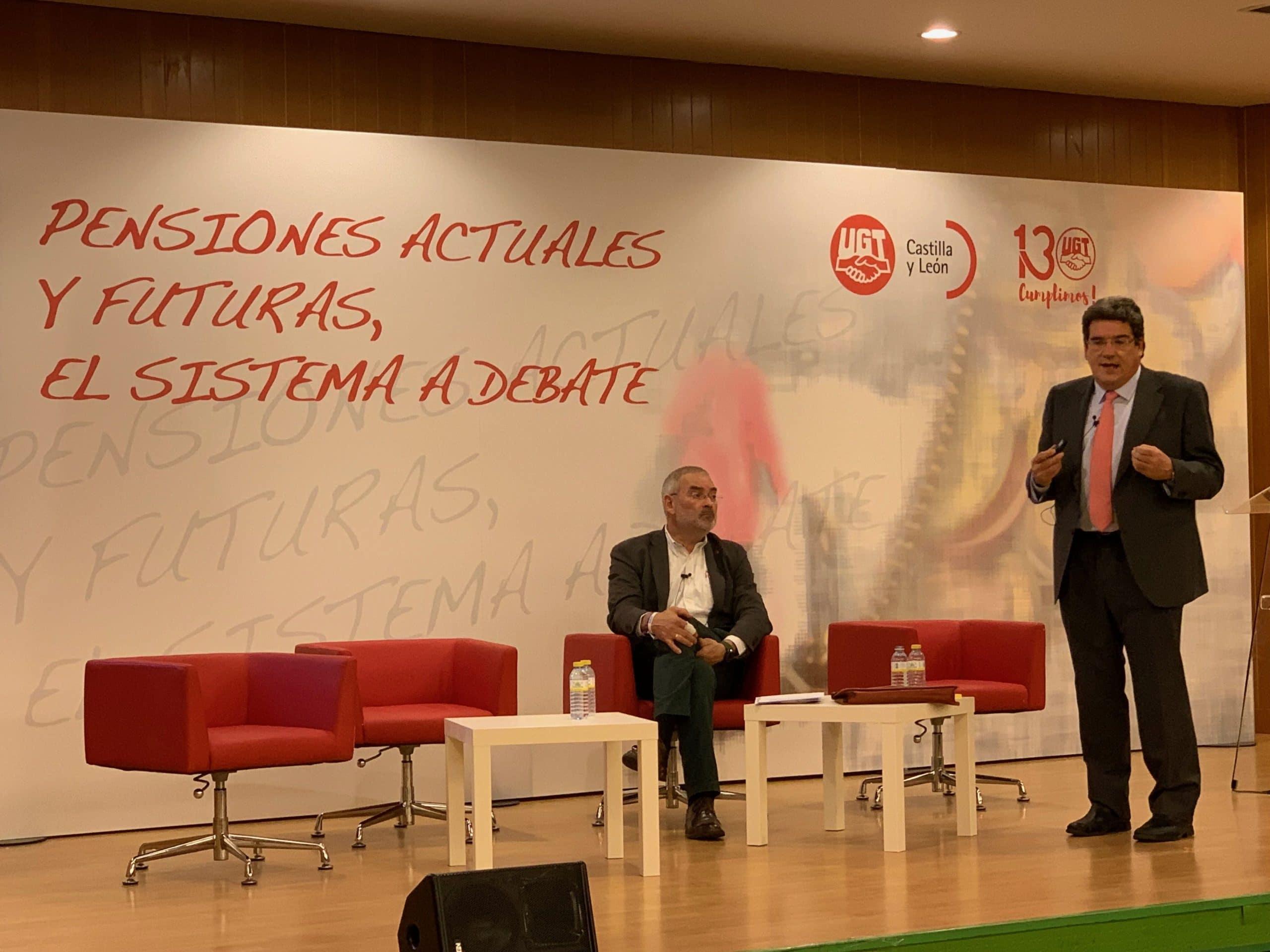 La AIReF pone a debate el sistema de pensiones actual