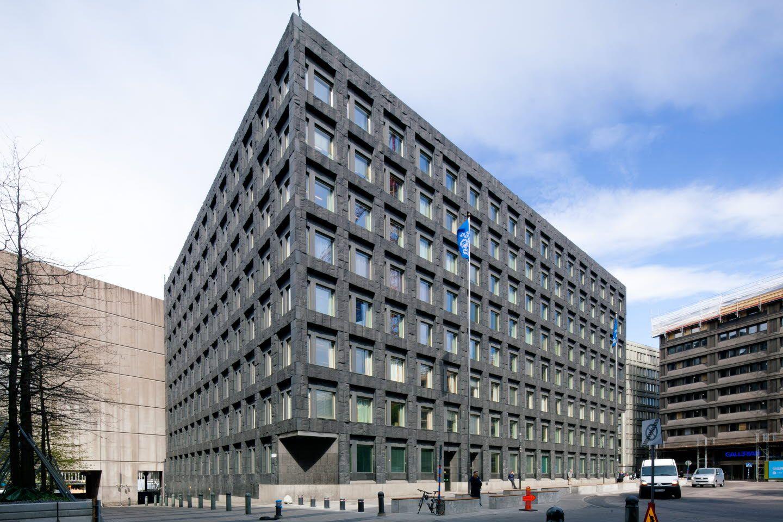 Riksbankshuset de Estocolmo