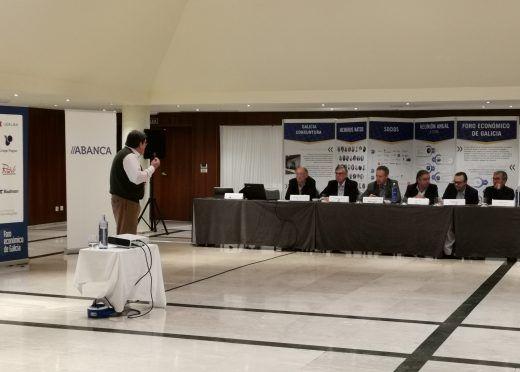 José Luis Escrivá interviene en la reunión anual del Foro Económico de Galicia con ocasión de su X aniversario
