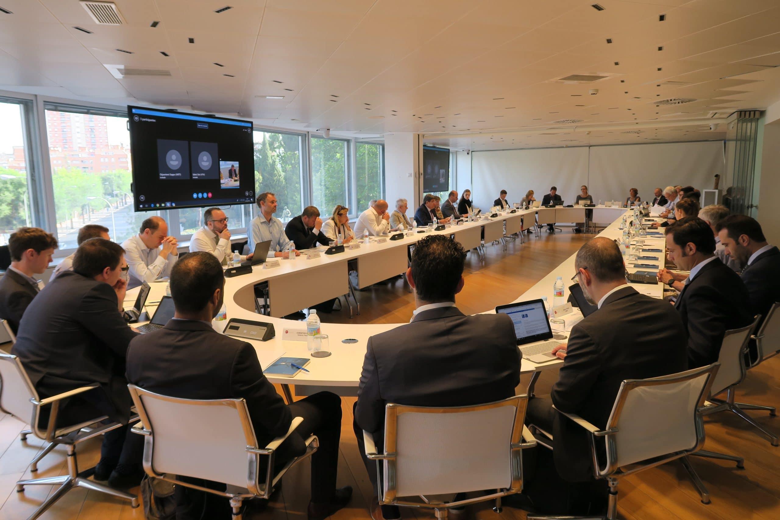 Reunión de las Instituciones Fiscales Independientes de la Unión Europea en la AIReF