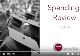 Access to the video of the Study 5: R&D+i