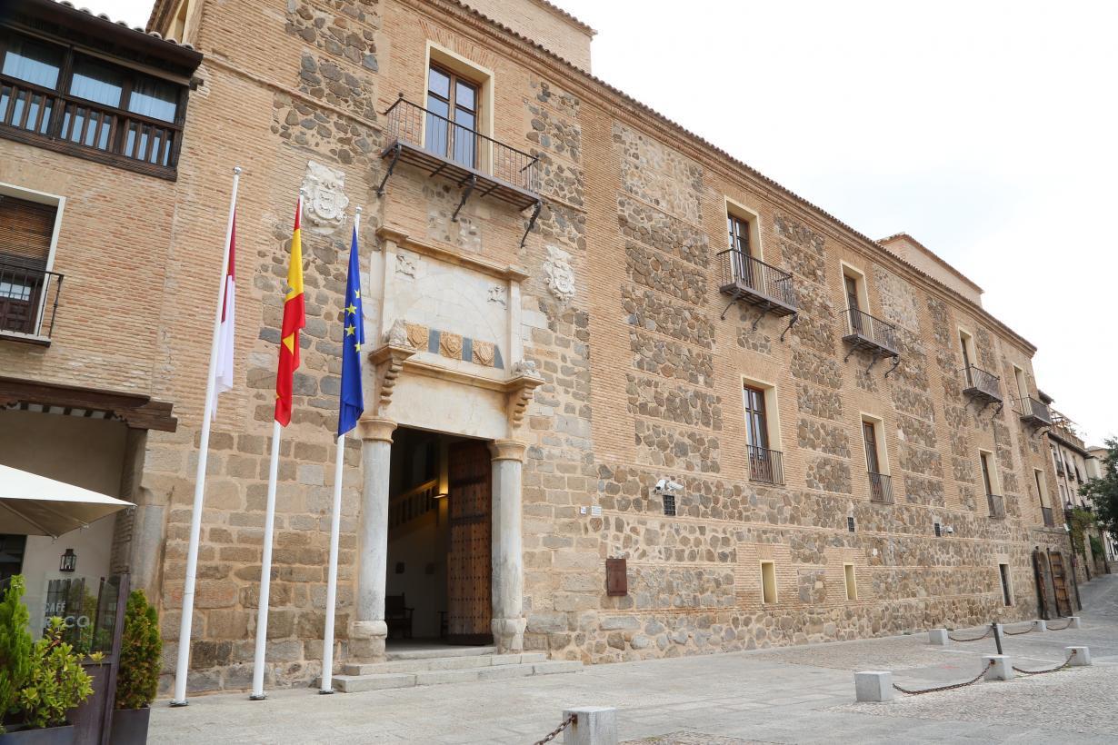 Palacio de Fuensalida, en Toledo