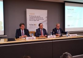 José Luis Escrivá defends the need to evaluate public policies in Spain