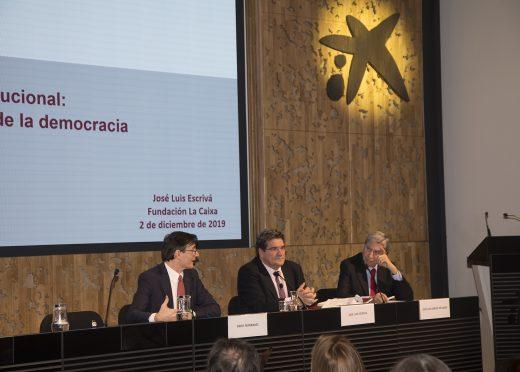 La AIReF ve margen para mejorar la calidad institucional en España