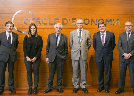 José Luis Escrivá debates in Barcelona on the efficiency of Active Labour Market Policies