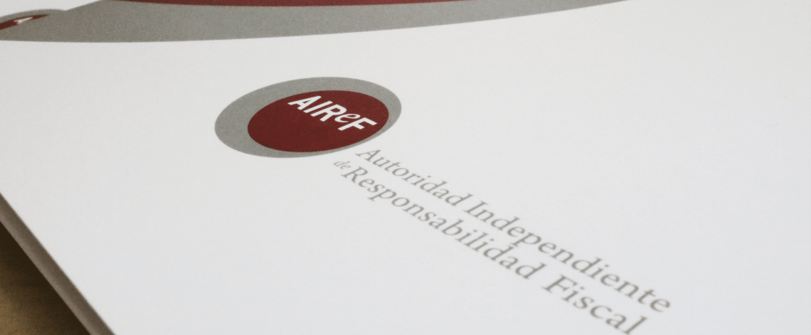 AIReF postpones the issuing of reports that should have been published in the coming weeks according to the current calendar