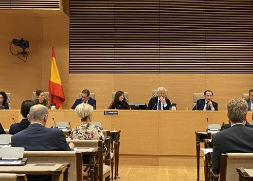Congress unanimously elects Cristina Herrero as AIReF President for the next six years