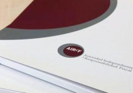 La AIReF publica el seguimiento de las recomendaciones formuladas en el segundo trimestre de 2020