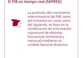 La AIReF cesa la publicación del MIPred de forma temporal y explora otras alternativas para evaluar la economía a corto plazo
