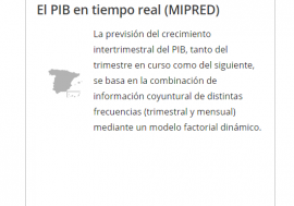 AIReF temporarily stops publishing MIPred and explores other alternatives for evaluating the economy in the short term
