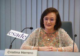 Cristina Herrero reclama mayor calidad institucional y altura de miras para afrontar una situación sin precedentes