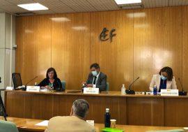 Cristina Herrero resalta la utilidad de las evaluaciones para mejorar las políticas públicas