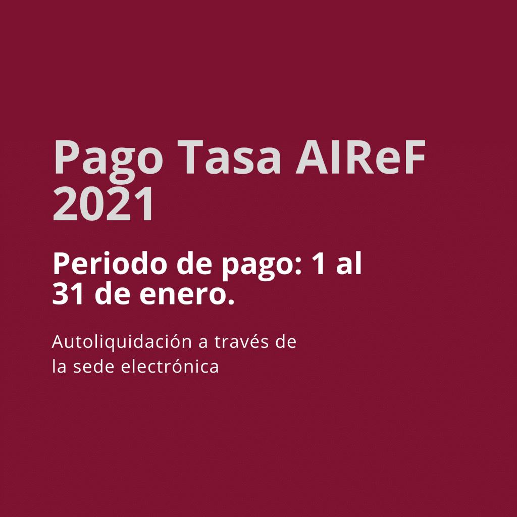 Tasa AIReF 2021